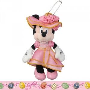 Minnie Stuffed Badge