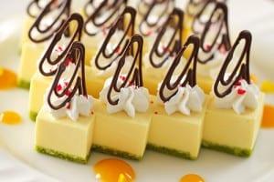 Orange Mousse Cake Disney's Easter 2015 Tokyo DisneySea