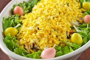 Seafood Salad Disney's Easter 2015 Tokyo DisneySea