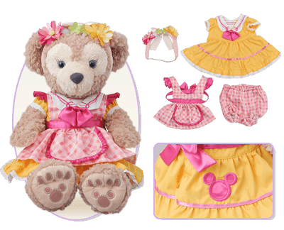 Shellie May Costume Set
