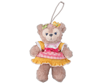Shellie May Stuffed Badge