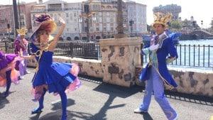Fashionable Easter at Tokyo DisneySea Uplose Again