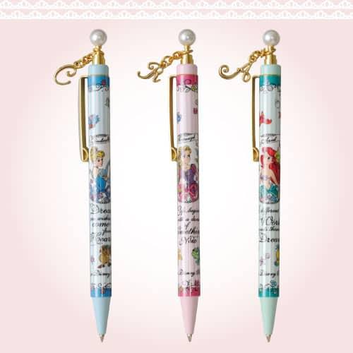 Princess Ballpoint Pen Set | TDR Explorer