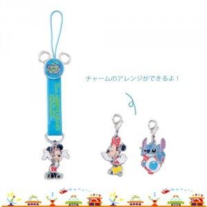 Strap Tokyo Disneyland 32nd Anniversary