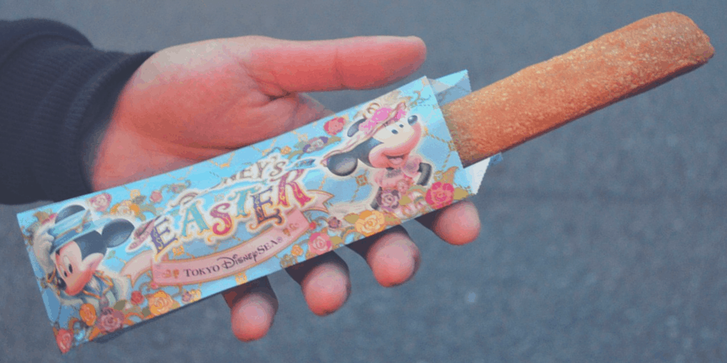 4 Reviews of Tokyo DisneySea Easter Snacks