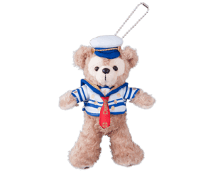 Duffy Character Badge 10th Anniversary