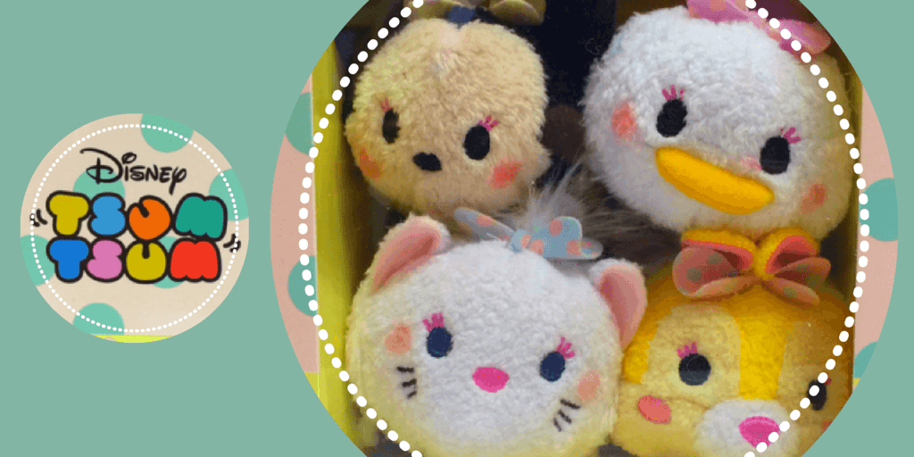 Harajuku Tsum Tsum Contest Winner for September & Thank You