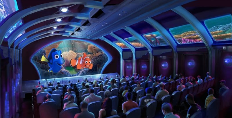 Finding Nemo Attraction Opening at Tokyo DisneySea in 2017