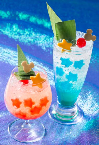 Special Cocktails ¥1,240 (Non-Alcoholic)