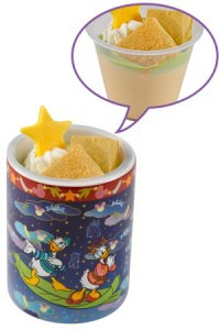 Souvenir Cup (Donald & Daisy side)