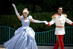 Cinderella and Prince Charming Tanabata Days 2015 Tokyo Disneyland