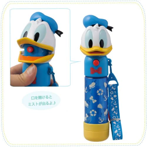 Donald Mist Spray ¥1,600