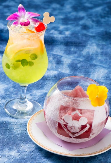 Dreamers Lounge Special Cocktails ¥1,240
