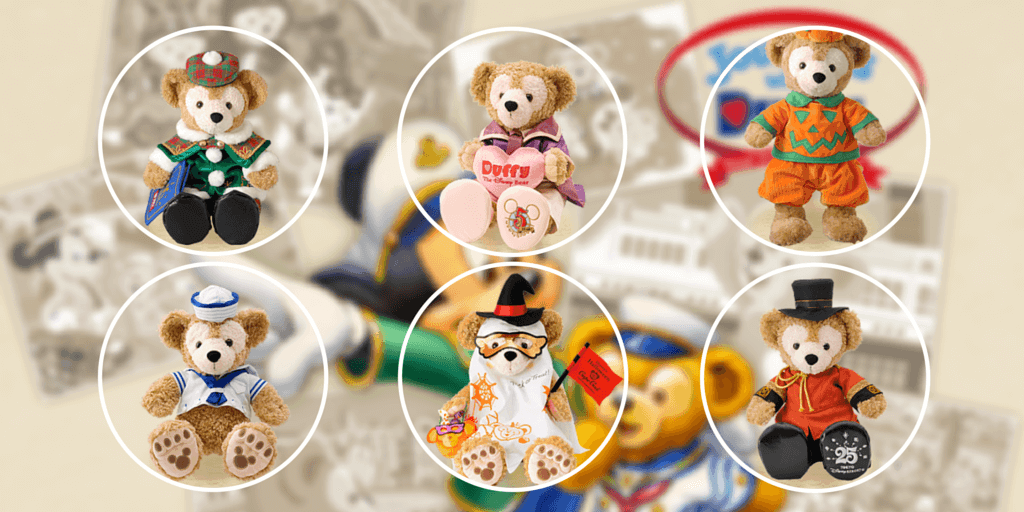 10th Anniversary Duffy Costume Voting Results Part One