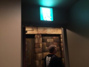 Emergency Exit Evacuating Journey to the Center of the Earth 30th Birthdy at Tokyo DisneySea