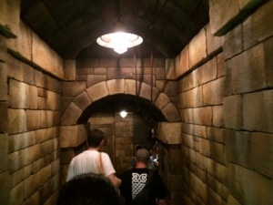 Evacuating Journey to the Center of the Earth 30th Birthdy at Tokyo DisneySea