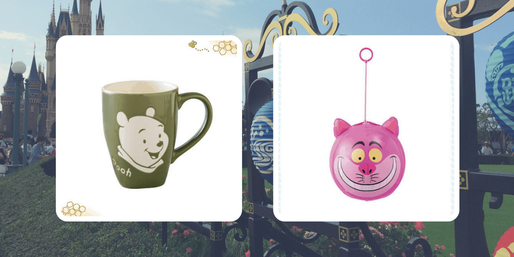 New Goods Available at Tokyo Disney Resort for June 2015