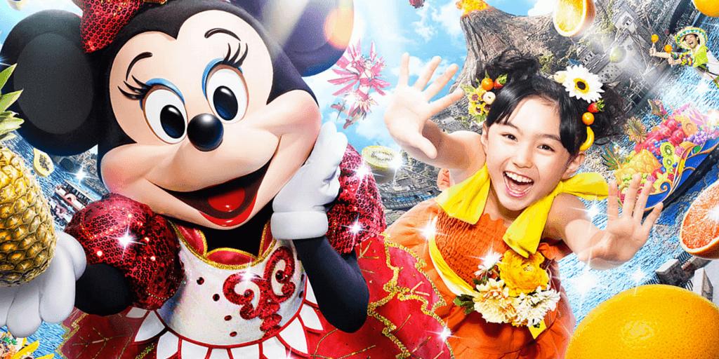 Summer Festival 2015 Merchandise at Tokyo DisneySea