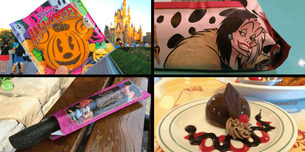 6 Best Halloween Themed Food at Tokyo Disney Resort