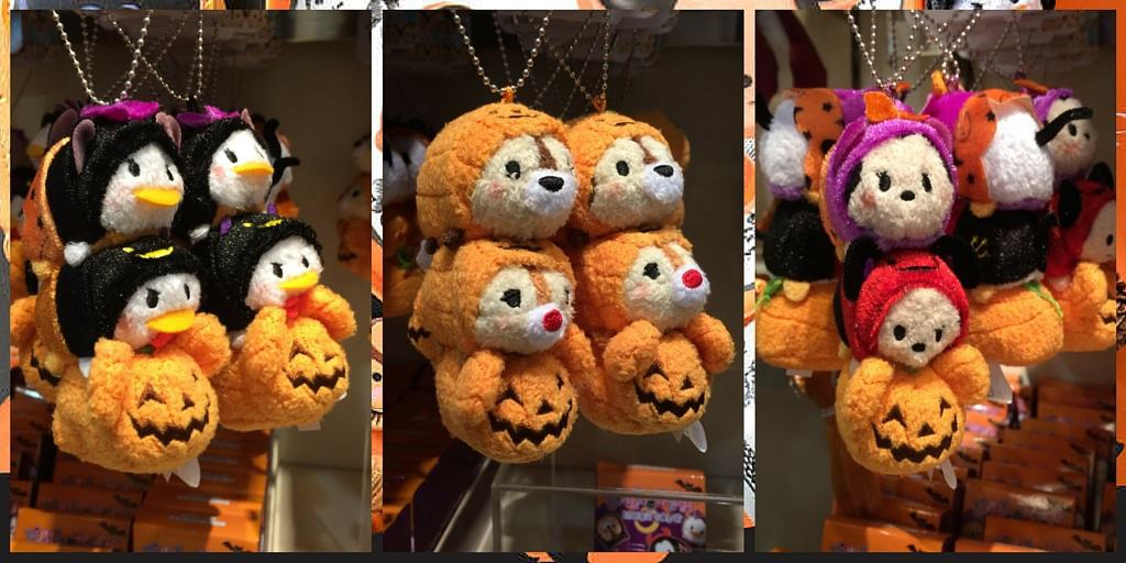 Japan Disney Store Exclusives – Tsum Tsum Halloween