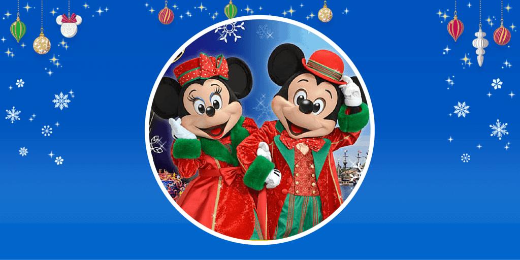 Tokyo DisneySea Christmas Food and Merchandise 2015