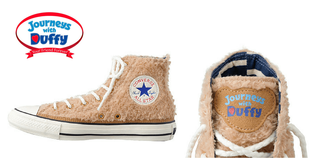 Converse Duffy Sneakers Coming to Tokyo DisneySea