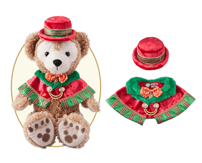 Duffy Perfect Christmas Costume Set ¥3,900