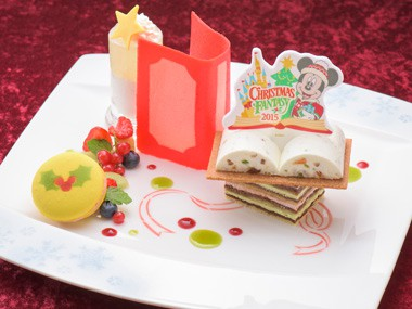 Mickey Mouse Dessert Medley ¥1,860