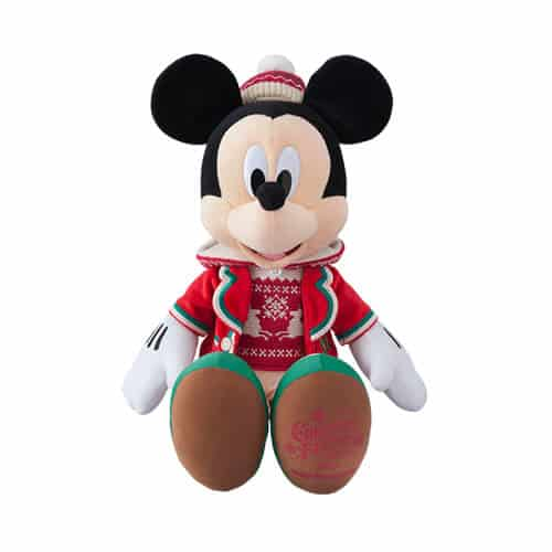 Mickey Plush Doll ¥4,300
