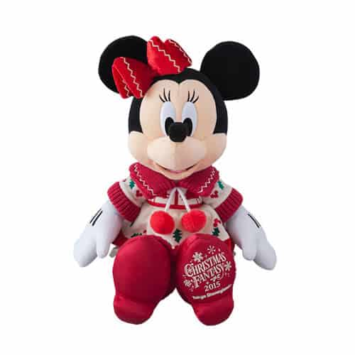 Minnie Plush Doll ¥4,300