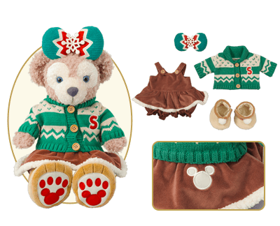 Shellie May Costume Set ¥4,900