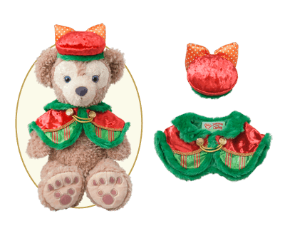 Shellie May Perfect Christmas Costume Set ¥3,900
