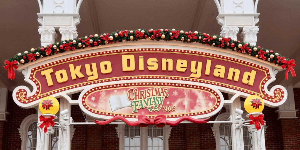 Complete Guide to Christmas at Tokyo Disneyland & Tokyo DisneySea
