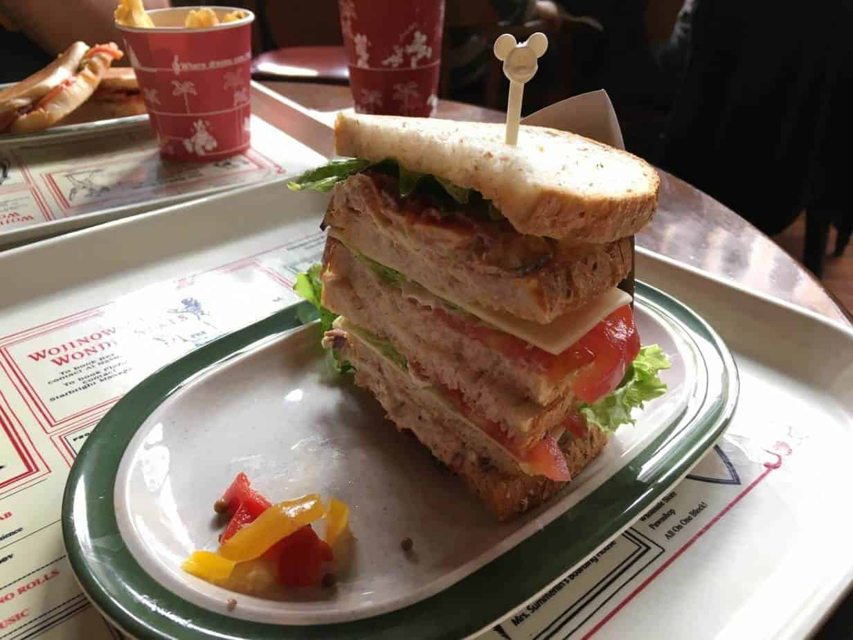 Mile High Sandwich