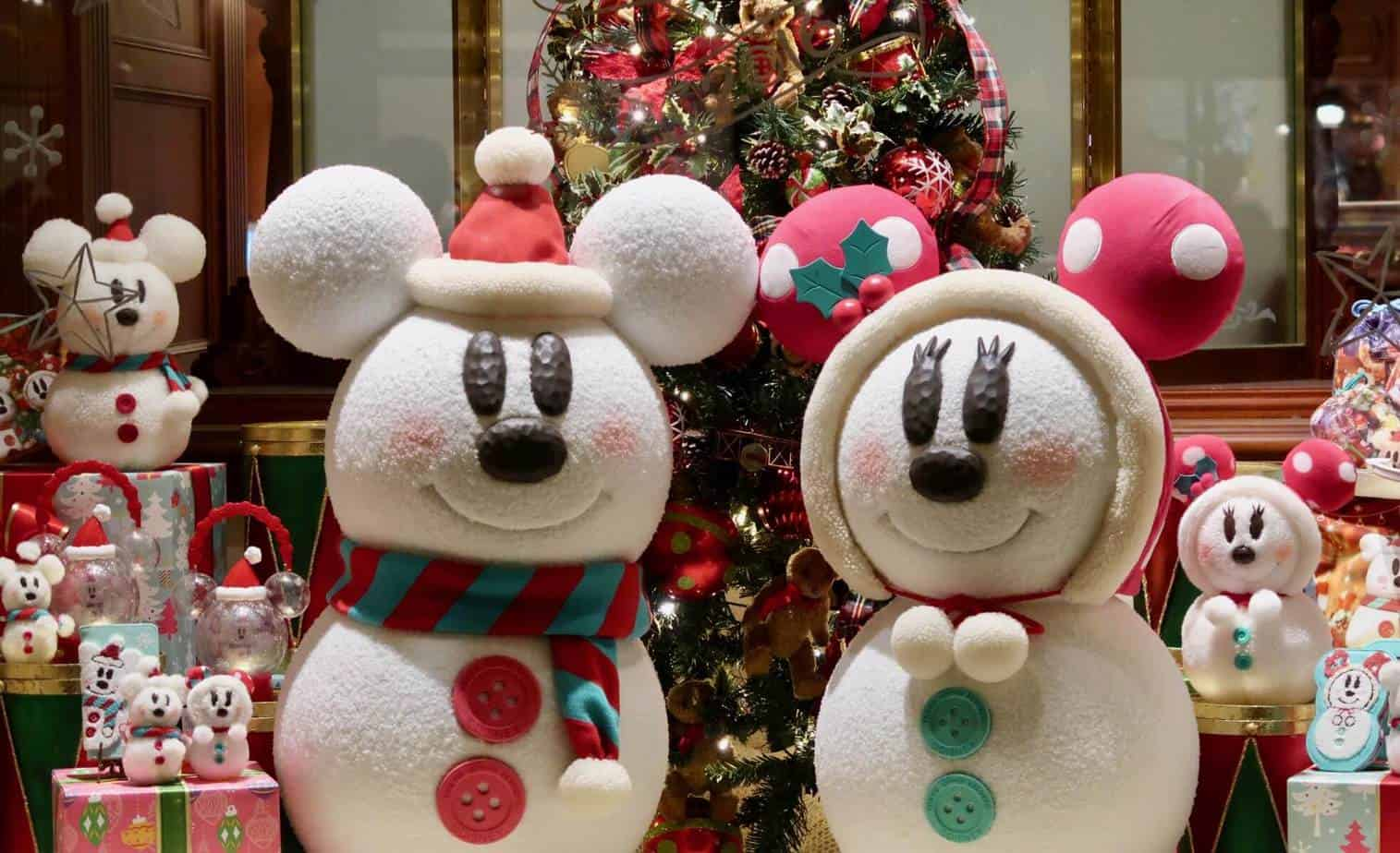 Guide To Christmas At Tokyo Disneyland