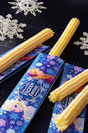 White Churros (Vanilla) ¥310 Available at the following locations... Parkside Wagon Pecos Bill Cafe Light bite Satellite