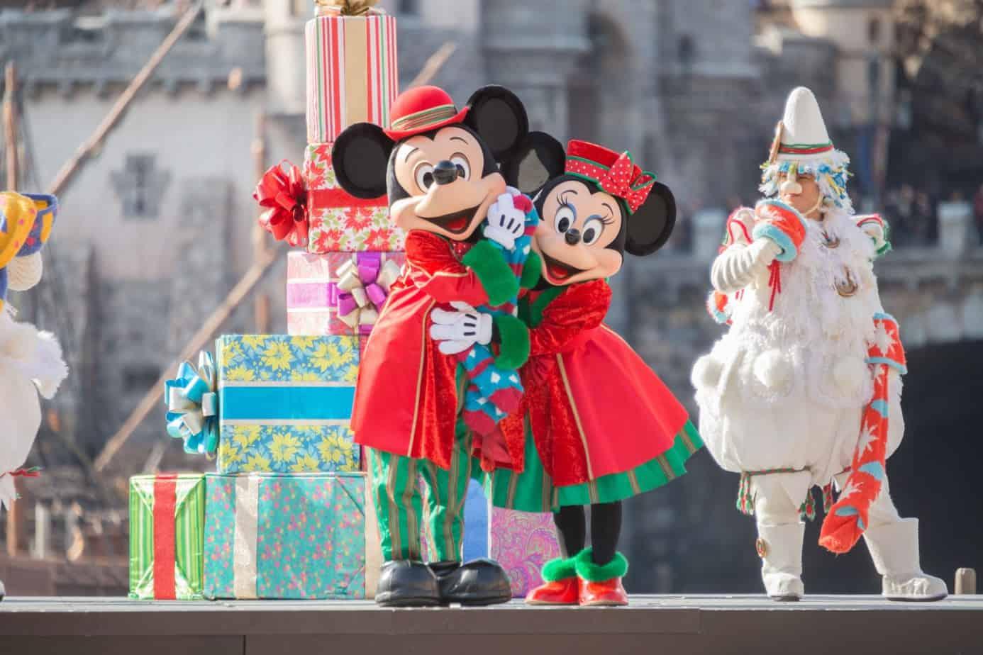 Tokyo disney resort christmas 2016 details tdr explorer tokyo disneysea sciox Image collections