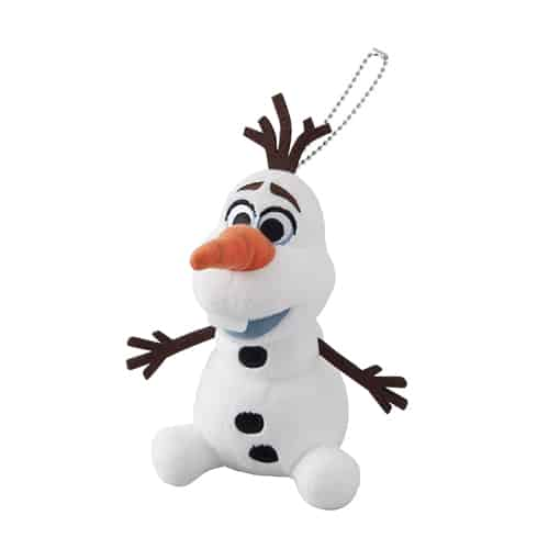 Olaf Stuffed Badge ¥1,500