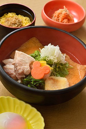 Restaurant Hokusa Special Set ¥1,630 Available now until January 5, 2016 at Restaurant Hokusa