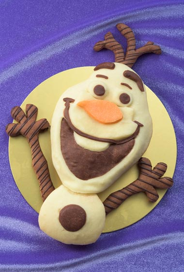 Olaf Special Bread ¥670