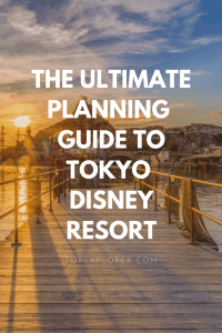 ultimate planning guide tokyo disney resort