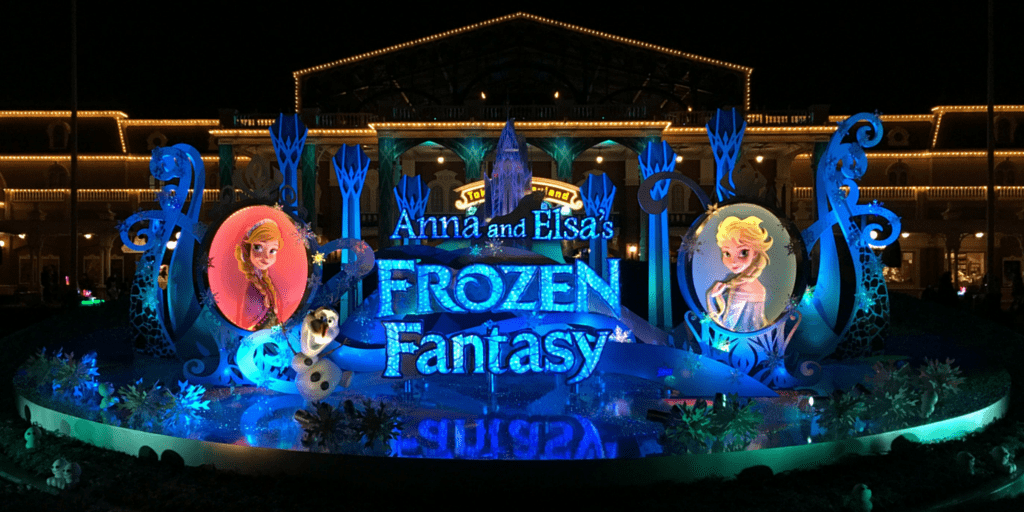 Frozen Fantasy at Tokyo Disneyland Trip Report – Preview Day