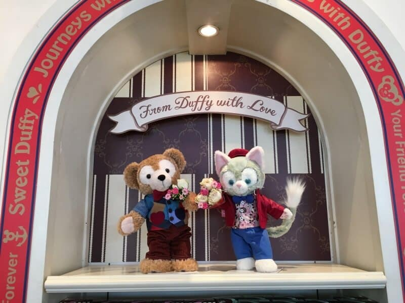 Duffy and Gelatoni Costumes avaialble for Sweet Duffy!