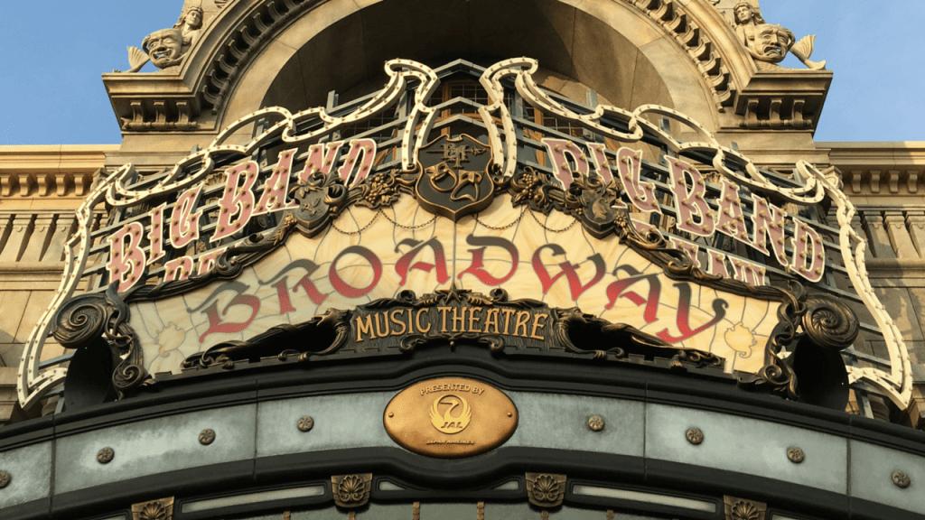 Last Day of Big Band Beat at Tokyo DisneySea