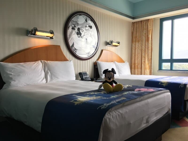 Disneys Hollywood Hotel Hong Kong Disneyland