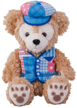 Duffy Soft Toy ¥4,300 Please Note that costume can't be removed