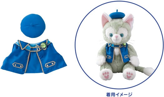 Gelatoni Costume Set ¥3,900