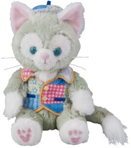 Gelatoni Soft Toy ¥4,300 Please Note that costume can't be removed