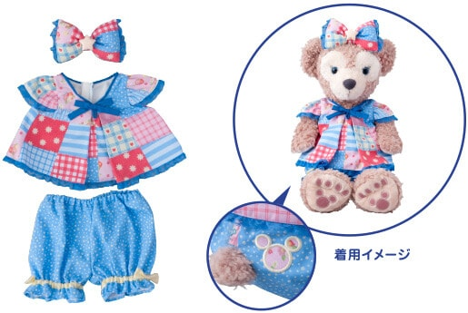 ShellieMay Costume Set ¥4,300