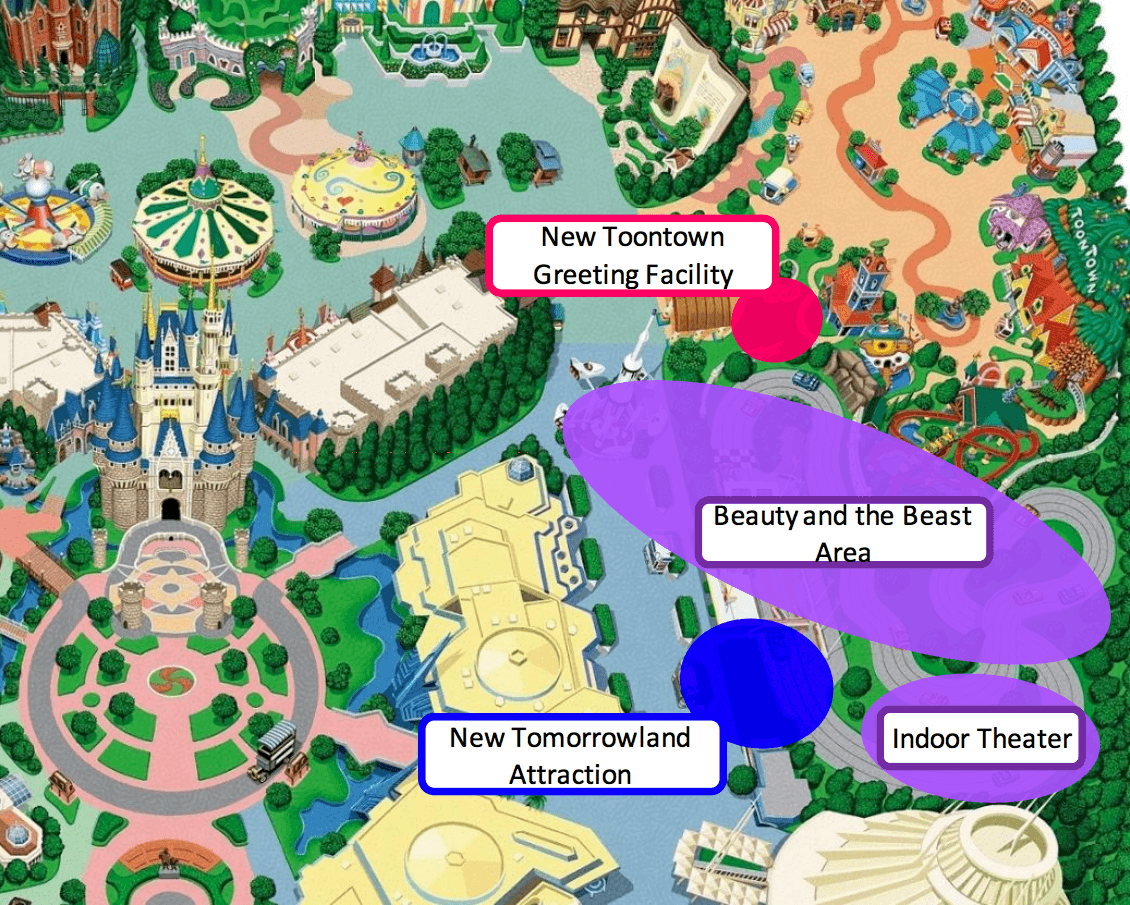 Disneyland New Rides 2020 New Attractions Coming to Tokyo Disney Resort